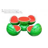 ชุดหินลายผลไม้เล็กแตงโมแดง