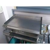 เตาสเต็กใช้แก๊ส สแตนเลสอย่างหนา ขนาด 15x24 นิ้ว เพียง 3,590 บาท