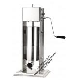 เครื่องอัดไส้กรอกตั้งโต๊ะ แบบมือหมุน ขนาด 3 ลิตร ยี่ห้อ Fry King