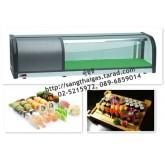 ตู้ซูชิใช้ไฟฟ้า ยี่ห้อนาโนเทค รุ่น HSD-1200 ราคาถูก ขนาด 120 ซม.