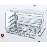 ตู้อุ่นอาหาร  สแตนเลสทั้งตัว ยี่ห้อนาโนเทค รุ่น NT-863