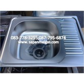 ซิ้งล้างจานแบบฝัง(อีฟ) EVE รุ่น OTISO 650/500