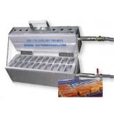 เตาขนมพิมพ์กล่องไม้ขีด แบบใช้แก๊ส(Box shape cooker )