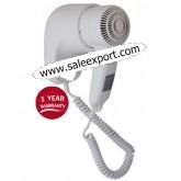 ไดร์เป่าผมติดผนัง Hair Dryer 1200 W. 0601-020