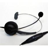 V201T หูฟัง Headset สำหรับโทรศัพท์บ้านและคอลล์เซนเตอร์