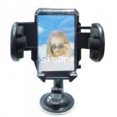 H-4 ที่วางโทรศัพท์มือถือ / PDA ยึดกระจก