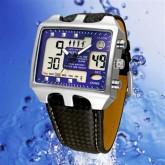 OHSEN – AD0930-3 : Dual System Alarm / Chronograph Sports Watch
