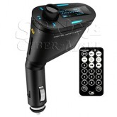 FM618 Wireless MP3 Car Kit / FM Transmitter Modulator With Remote Control