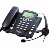HION DT40 Headset  Handset Telephone w/ VT200 Headset
