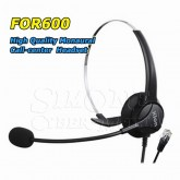 HION FOR600 – Monaural Headset For Landline Telephone and Call Center