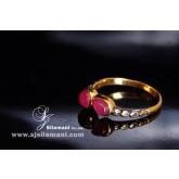 แหวนทับทิมDNRIS1845