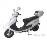 รถจักรยานยนต์ไฟฟ้า DEWECO Skybird 649