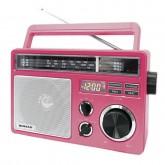 Sonar วิทยุทรานซิสเตอร์ รุ่น SP-103 - Pink