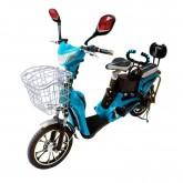 DEWECO รถมอเตอร์ไซค์ไฟฟ้า รุ่น IDOL F3.5 - สีฟ้า