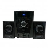 Sonar ลำโพง Bluetooth Speaker  2.1CH  รุ่น CX-501 - Black