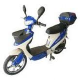 DEWECO รถมอเตอร์ไซค์ไฟฟ้า รุ่น Idol 420 - สีน้ำเงิน