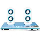 Sonar DVD Player UX-V111P (Blue)