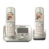 เครื่องโทรศัพท์ไร้สาย Panasonic รุ่น KX-TG3722BX