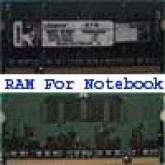 Ram Notebook DDR2 BUS 667 (512,1GB) สำหรับ PC5300