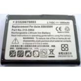 แบตเตอรี่มือถือ สำหรับ Dell AXIM X50 / X50V / X51 / X51V ความจุ 1000 mAh (Battery Mobile)