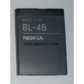 แบตเตอรี่มือถือ Nokia BL-4B ความจุ 700mAh ของแท้ (NK-01) Battery Mobile