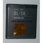 แบตเตอรี่มือถือ Nokia BL-5K ความจุ 1200mAh ของแท้ (NK-14) Battery Mobile