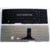 Keyboard Notebook รุ่น Toshiba Satellite P750 P755 P770 (TO-13) คีย์บอร์ดโน๊ตบุ๊ค แถมสติ๊กเกอร์