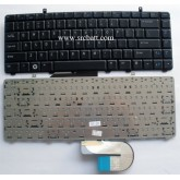 Keyboard Notebook สำหรับรุ่น Dell Vostro 1014 1015 1088 (Dell-25) คีย์บอร์ดโน๊ตบุ๊ค แถมสติ๊กเกอร์