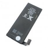 แบตเตอรี่มือถือ Apple/IPhone = iPhone 4,4G ความจุ 1420 mAh ของแท้ (AP-02) Battery Mobile