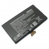 แบตเตอรี่มือถือ Nokia Lumia 1020 EOS (BV-5XW) ความจุ 2000mAh ของแท้ (NK-27) Battery Mobile