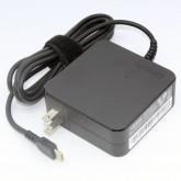 Adapter Notebook IBM/Lenovo 20V/3.25A (5V/2A,9V/2A,15V/3A) USB Type C ของแท้