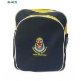 กระเป๋านักรียนเป้สะพาย 02-0028