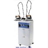 เตารีดไอน้ำBg (BATTISTELLA) รุ่น SATURNO/ V ระบบ 2 หัวเตารีด