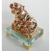 เสือทองบนกองเหรียญทอง สำหรับนักษัตรปีขาล