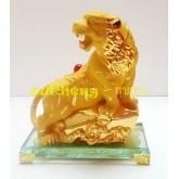 เสือทองมงคลบนยอดภู สำหรับนักษัตรปีขาล