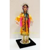 ตุ๊กตาจีน แต่งกายเจ้าหญิงราชวงศ์หมิง ขนาด 12 นิ้ว