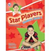 Star Players Student8217;s Book 4 สำหรับ ป.4 (ฉบับใบประกันคุณภาพ)