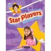 หนังสือเรียน Star Players Student\'s Book 3 สำหรับ ป.3 (ฉบับใบประกันคุณภาพ)