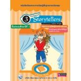 หนังสือเรียน สาระการเรียนรู้พื้นฐานภาษาอังกฤษ Storytellers Course Book ชั้นประถมศึกษาปีที่ 3