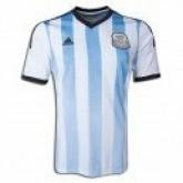 เสื้อฟุตบอลทีมชาติอาร์เจนตินา ของแท้ สีฟ้าขาว