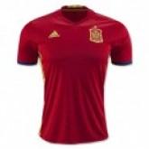 เสื้อฟุตบอลทีมชาติสเปน ชุดเหย้า ของแท้ ยูโร 2016