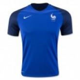เสื้อฟุตบอลทีมชาติฝรั่งเศส ชุดเหย้า ของแท้ ยูโร 2016