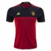 เสื้อฟุตบอลทีมชาติเบลเยียม ชุดเหย้า ของแท้ ยูโร 2016