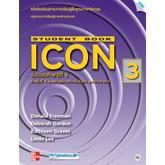 หนังสือเรียน Student book ชุด Icon ม.6