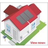 ผลิตไฟฟ้าจากโซล่าเซลล์  หรือแผงพลังงานแสงอาทิตย์ 840วัตต์พร้อมใช้ไฟชุดสำเร็จ