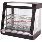 ตู้อุ่นร้อนไฟฟ้า (ตู้อุ่นพาย) สีดำ SC 60-1