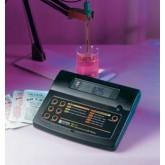 เครื่องวัดค่าพีเอช,เครื่องวัดค่ากรดด่าง,เครื่องวัดพีเอช,เครื่องวัดกรดด่างตั้งโต๊ะHANNA รุ่นpH 211