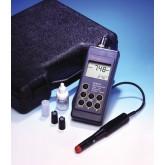 HI9143 เครื่องมือวัดปริมาณออกซิเจนละลายน้ำ เครื่องวัดค่าออกซิเจน DO Meter แบบภาคสนาม ชนิดกันน้ำ