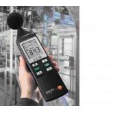 เครื่องวัดเสียง Sound level meter  รุ่น Testo 816