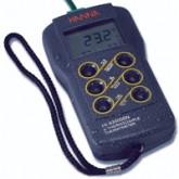 เครื่องวัดอุณหภูมิ สําหรับออกภาคสนาม HANNA รุ่น HI935005
